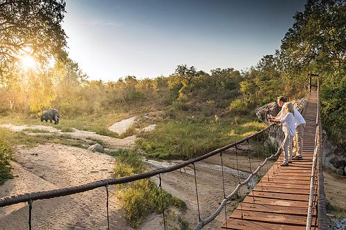 Dulini Lodge in Sabi Sands, South Africa
