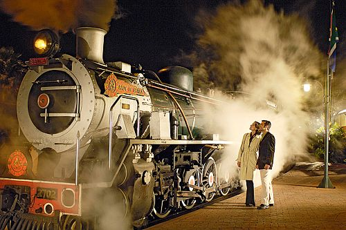 Top Rail Journeys of The World - Africa Luxury Vacation - Rovos Rail Package - Bucket List - African Safari Train Tours