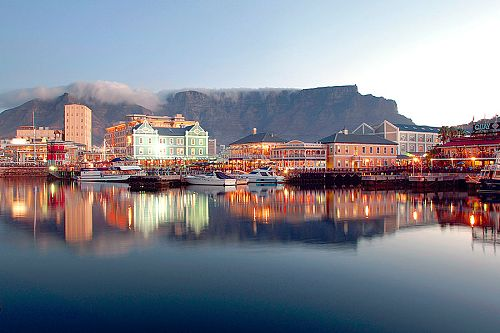 Luxury Safari Vacation - Cape Town