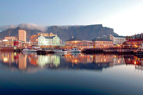 Luxury Safari Vacation - Cape Town