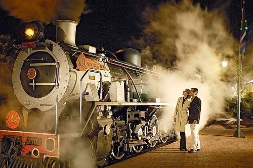 Travel - Rail Journeys - Africa