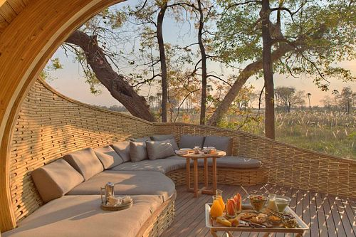 andBeyond Sandibe Okavango Safari Lodge - Luxury African Safari Package