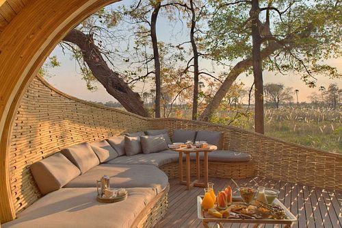 andBeyond Sandibe Okavango Safari Lodge - Luxury African Safari Package