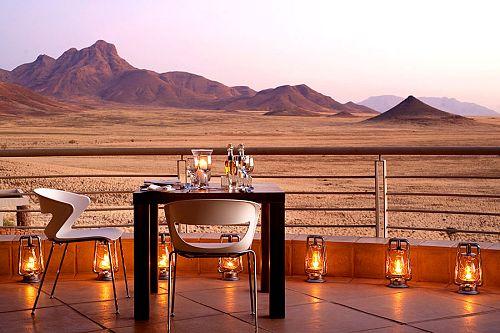 Luxury Private Safari: Namibia - Sossusvlei Desert Lodge