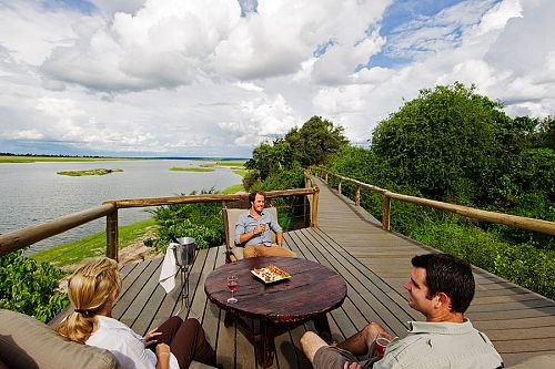 Chobe Game Lodge - Botswana