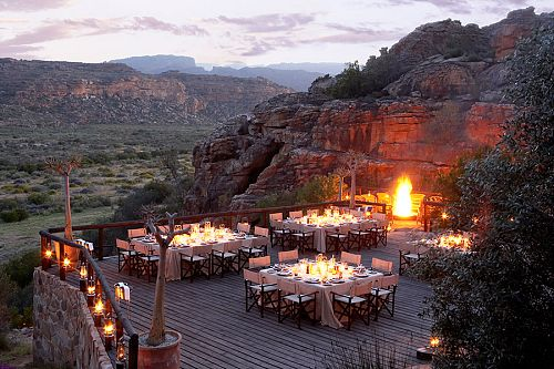 Luxury Cape Vacation South Africa - Bushmans Kloof