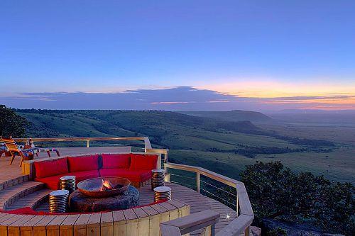 Luxury Kenya Safari - Out of Africa - Angama Mara
