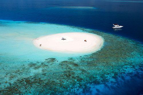 Maldives Dive Vacations: Baros Maldives