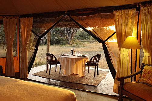 Siwandu Safari Camp Tanzania - Free Nights at Luxury Tanzania Safari Camps