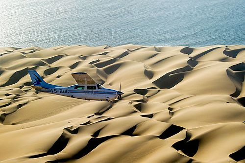 Scenic Flight Over Sossusvlei - Namibia Highlights Vacation