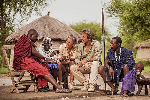 Maasai Village Visit - Little Chem Chem - Tanzania Safari Tours: Ultimate Northern Circuit Package