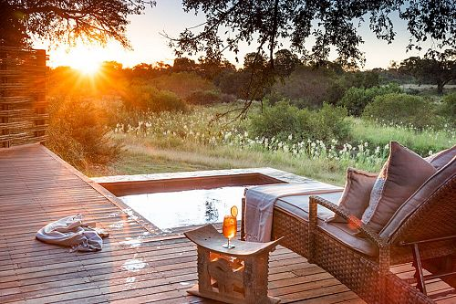 Dulini River Lodge - Sabi Sands Kruger Safari - South Africa and Victoria Falls Package: Ultimate Luxury Adventure