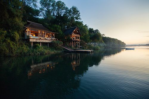 Victoria Falls Where to Stay - Tongabezi Lodge - Treat Yourself to a Victoria Falls River Lodge