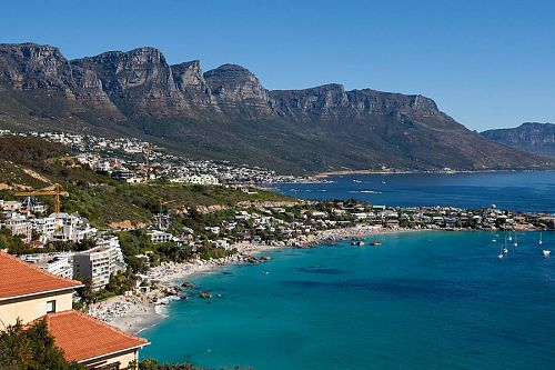 Clifton Beach and Twelve Apostles - Cape Town Things to Do