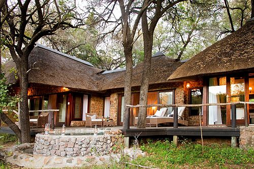 Big 5 Safari South Africa - Dulini Lodge Suite
