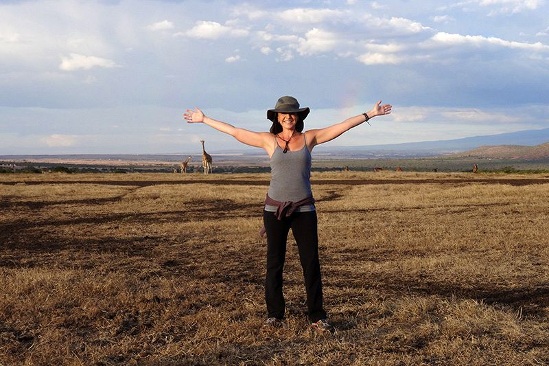 Katie Marta - Kenya Big 5 Wildlife Safari - African Safari Travel Agency