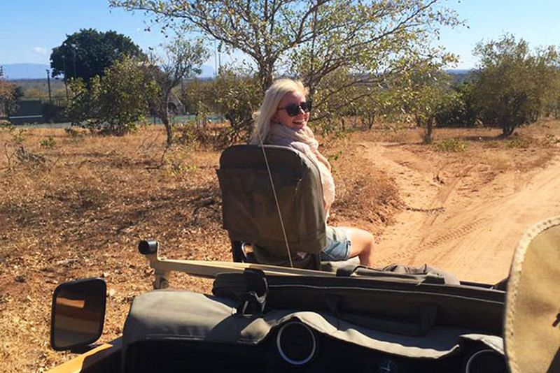 Laura Tober - South Africa Big 5 Safari - South Africa Travel Agents