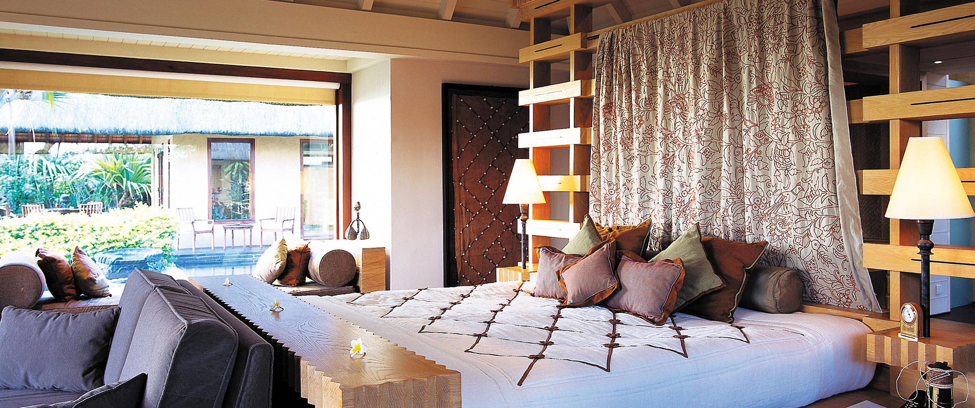 Safari and Spa Vacation - The Oberoi Mauritius