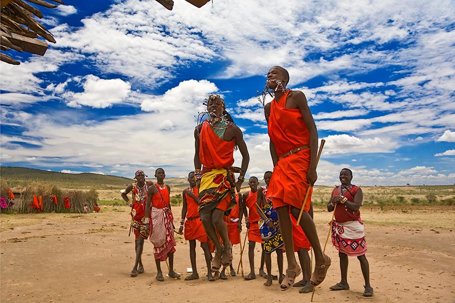 Luxury Kenya Safari Travel - African Safari Travel Agency