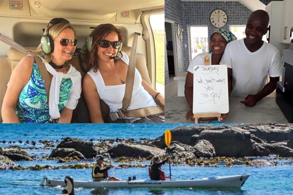 Africa travel experts - Corinne Goodman