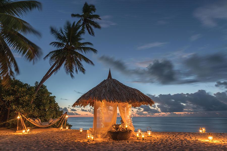 Luxury Honeymoon Package - Seychelles