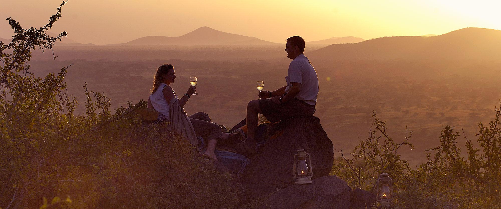 Luxury Honeymoon Safari Kenya - Joys Camp