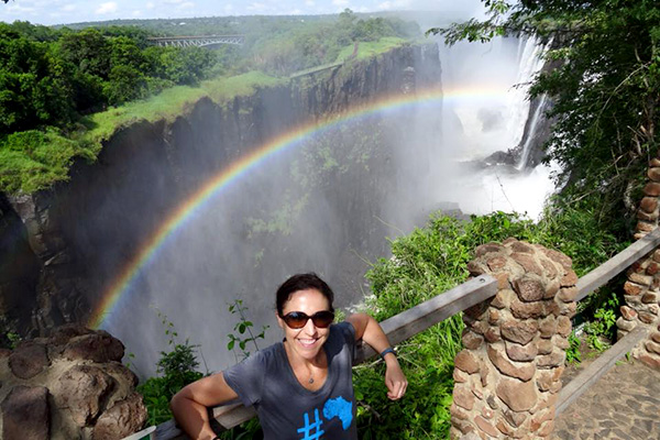 Africa travel experts - Katie Marta