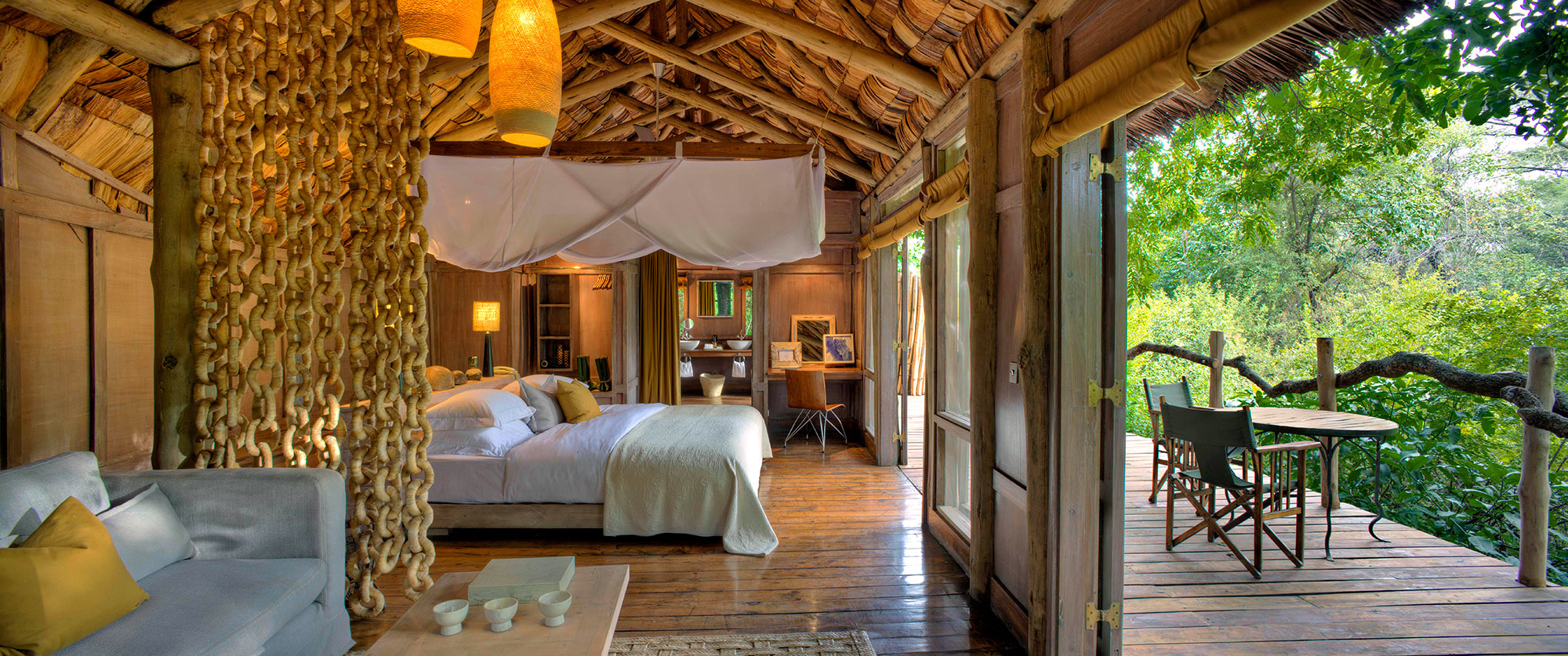 Luxury Great Migration Tour - Lake Manyara Tree Lodge