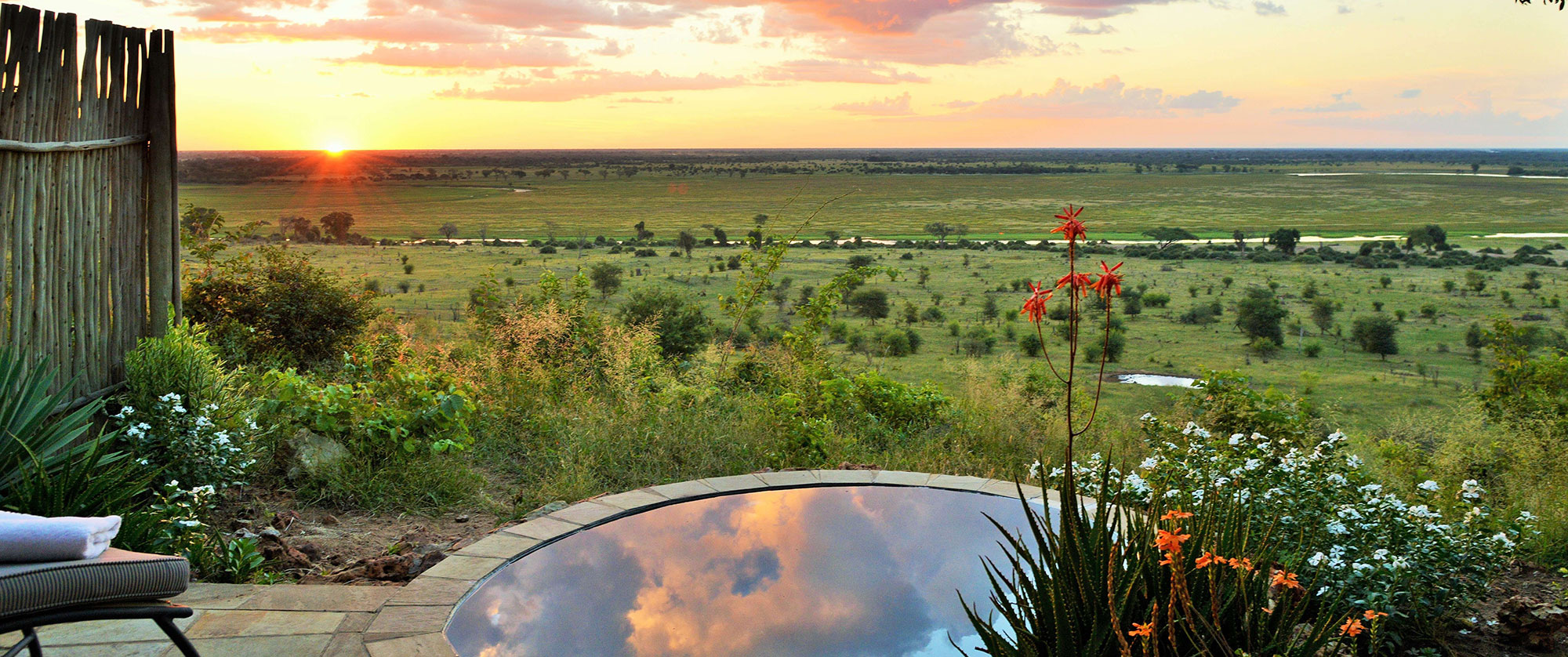 Luxury Safari Vacation - Ngoma Safari Lodge
