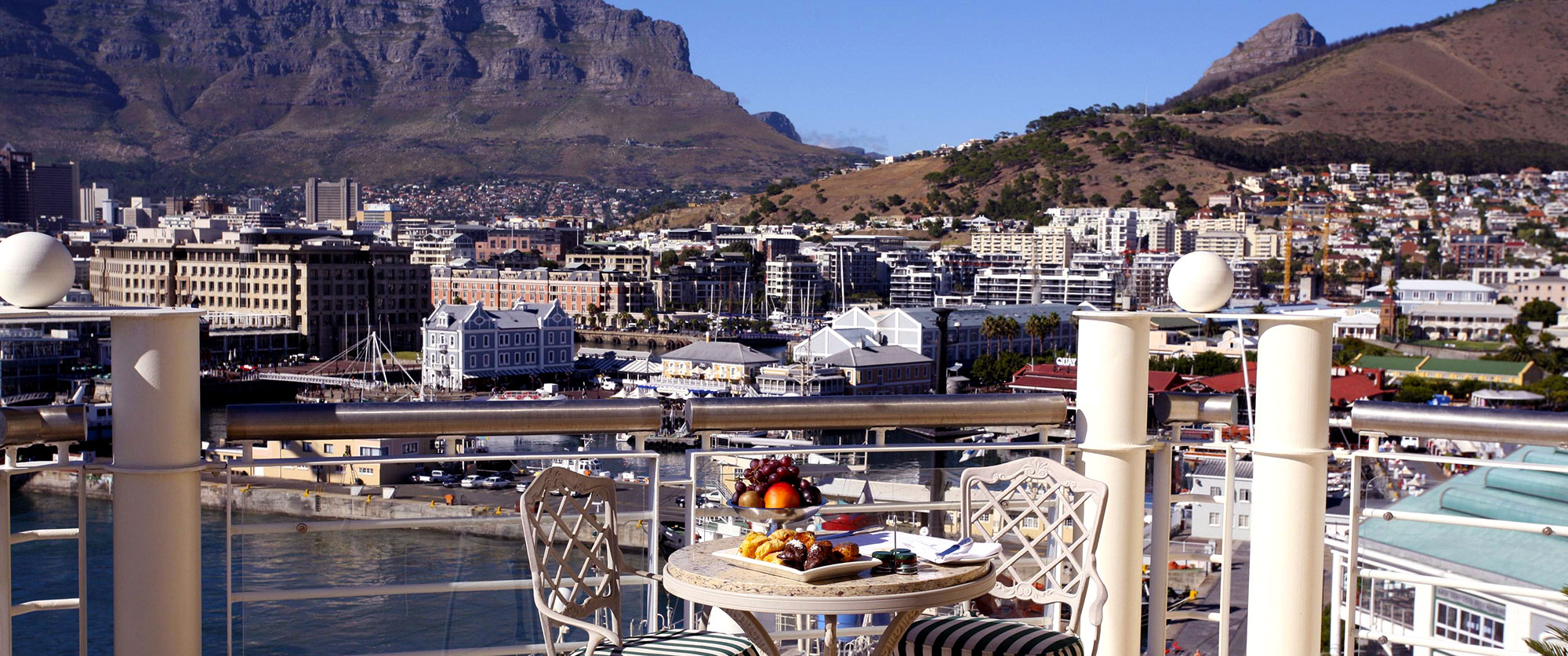 South Africa Highlights - Table Bay Hotel - Cape Town