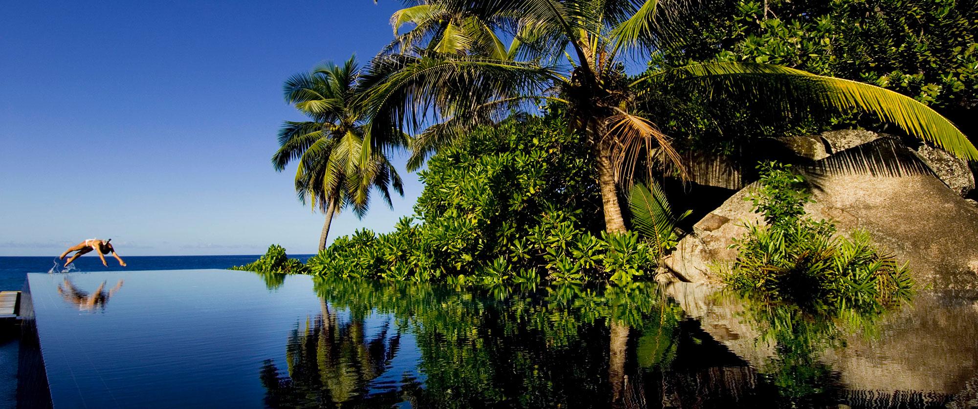 Seychelles - Honeymoon - Romantic Getaway - travel specialist - handcrafted - vacation