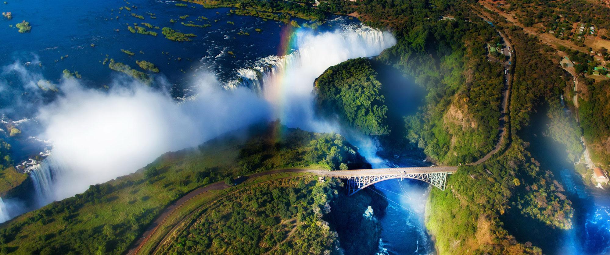 Zimbabwe - Victoria Falls safari and tours, Rovos Rail itineraries