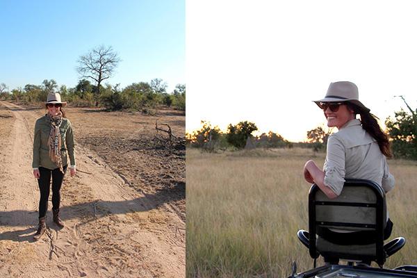 Africa travel experts - Ellen Hoffman