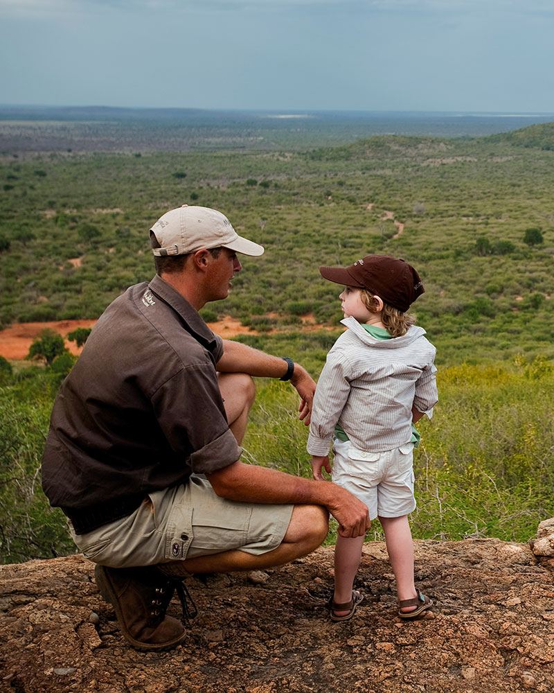 Africa Family Vacations - Kid Friendly Safari in South Africa