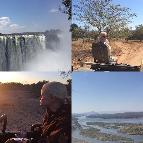 Africa travel experts - Laura Tober