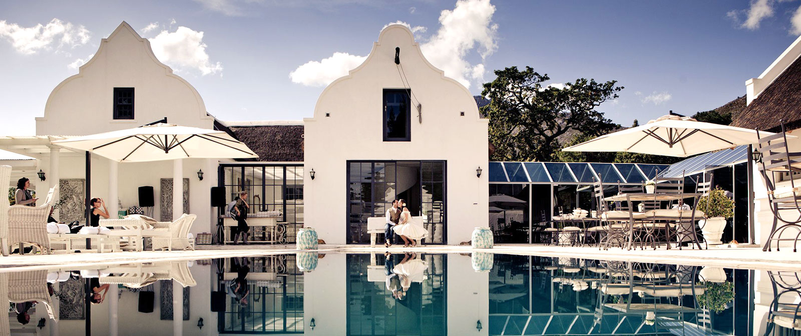 South Africa Garden Route Package - Grand Dédale Luxury Hotel Cape Winelands