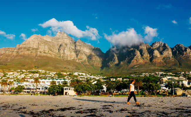 The beaches and mountains of Cape Town - Tourism Cape Town - Visit Cape Town