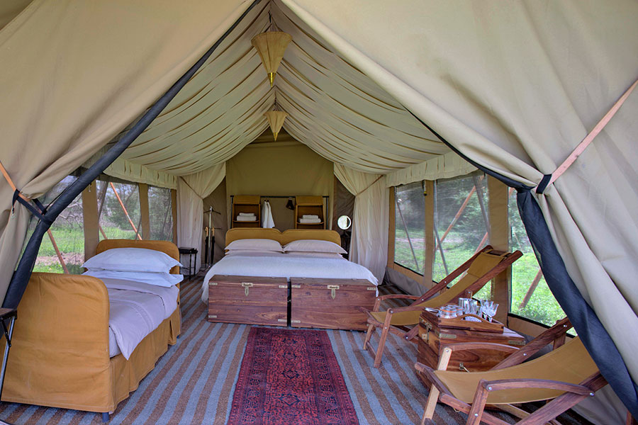 Amp Beyond Serengeti Under Canvas Africa Endeavours