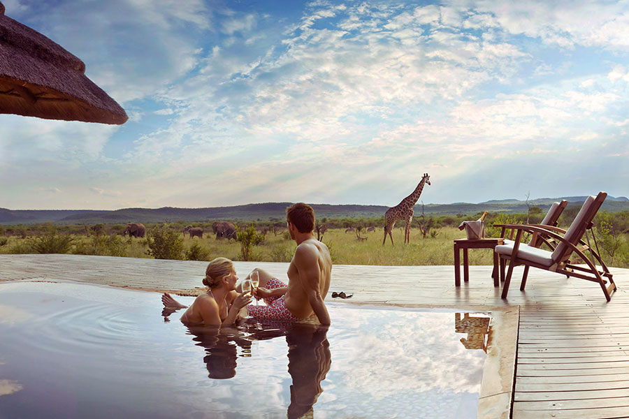 South africa escorted vacations