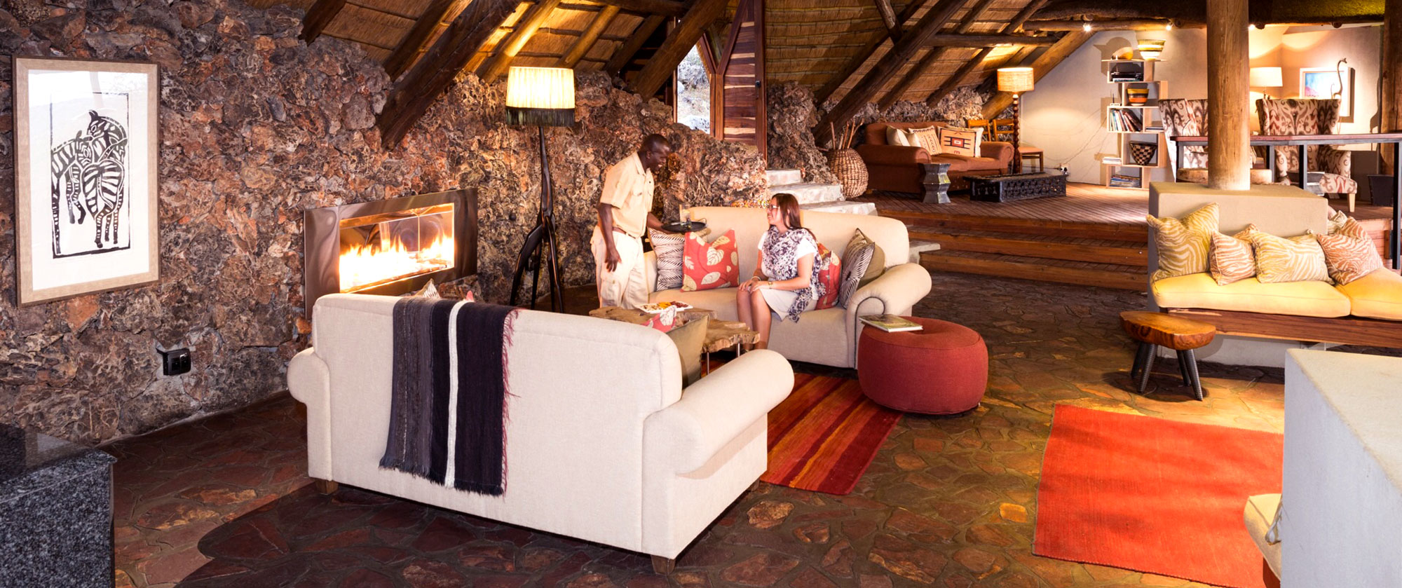 Luxury Private Safari: Namibia - Sossusvlei Desert Lodge