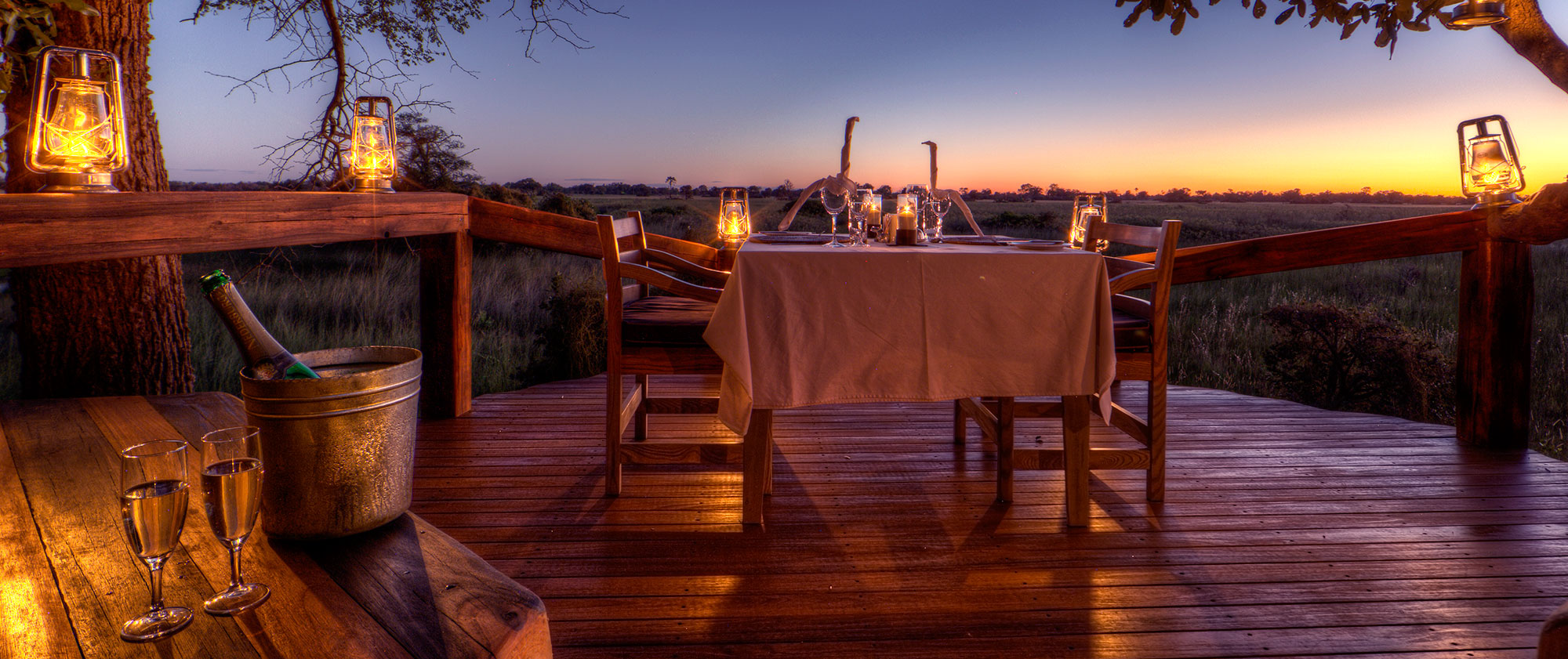Luxury Botswana Safari