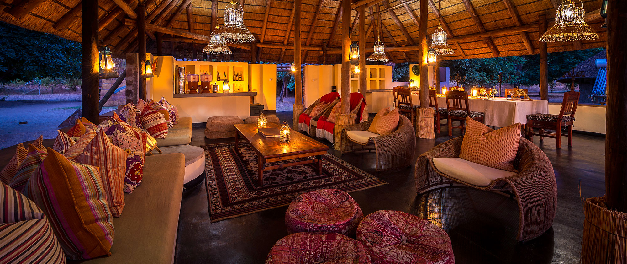 Zambia Safari - Remote Luxury Package - Kapamba Bushcamp