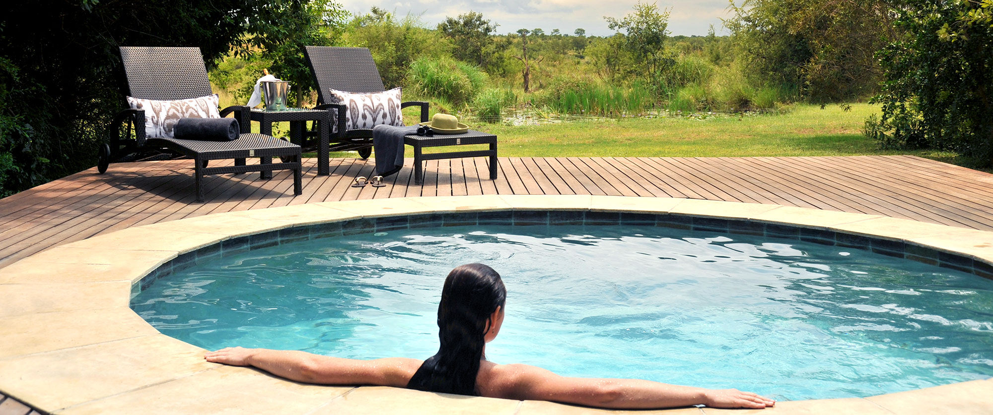 Safari and Beach Vacation: South Africa and Mozambique