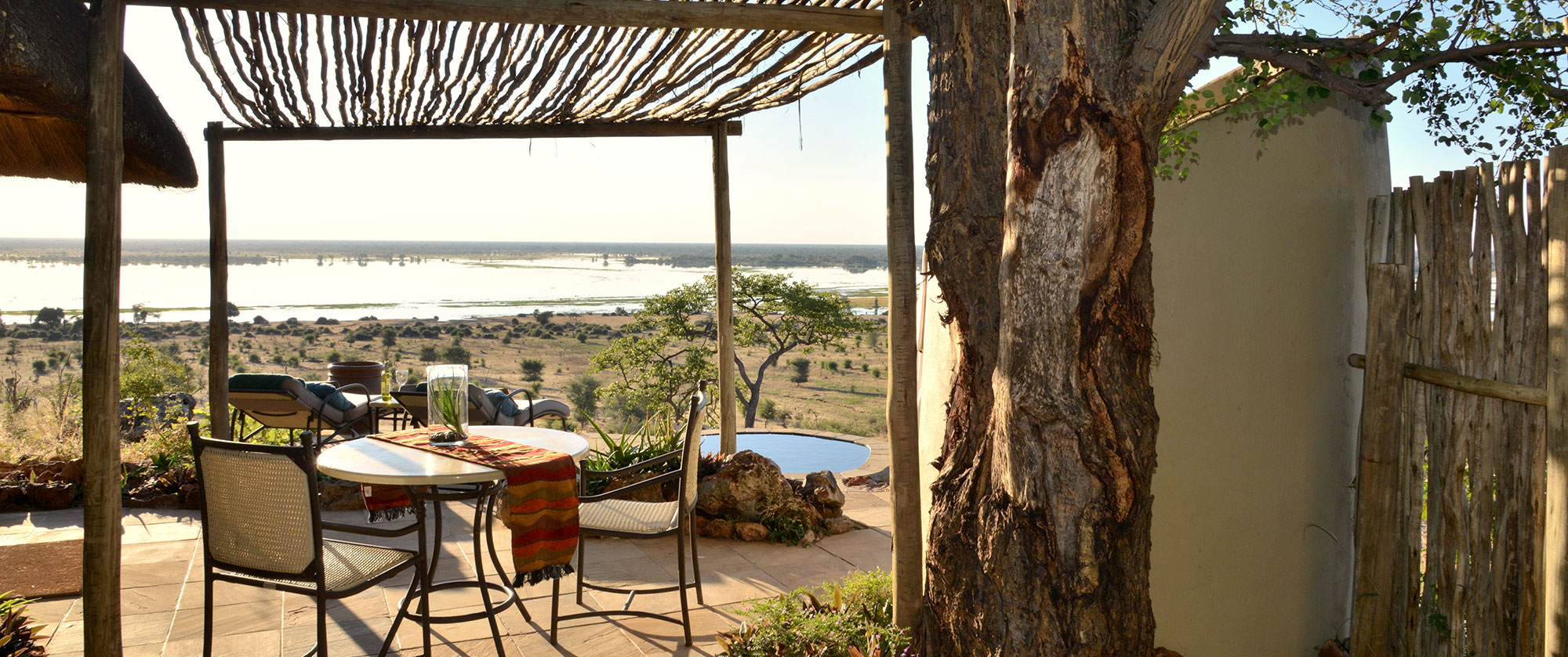 Ngoma Safari Lodge - Botswana Chobe National Park