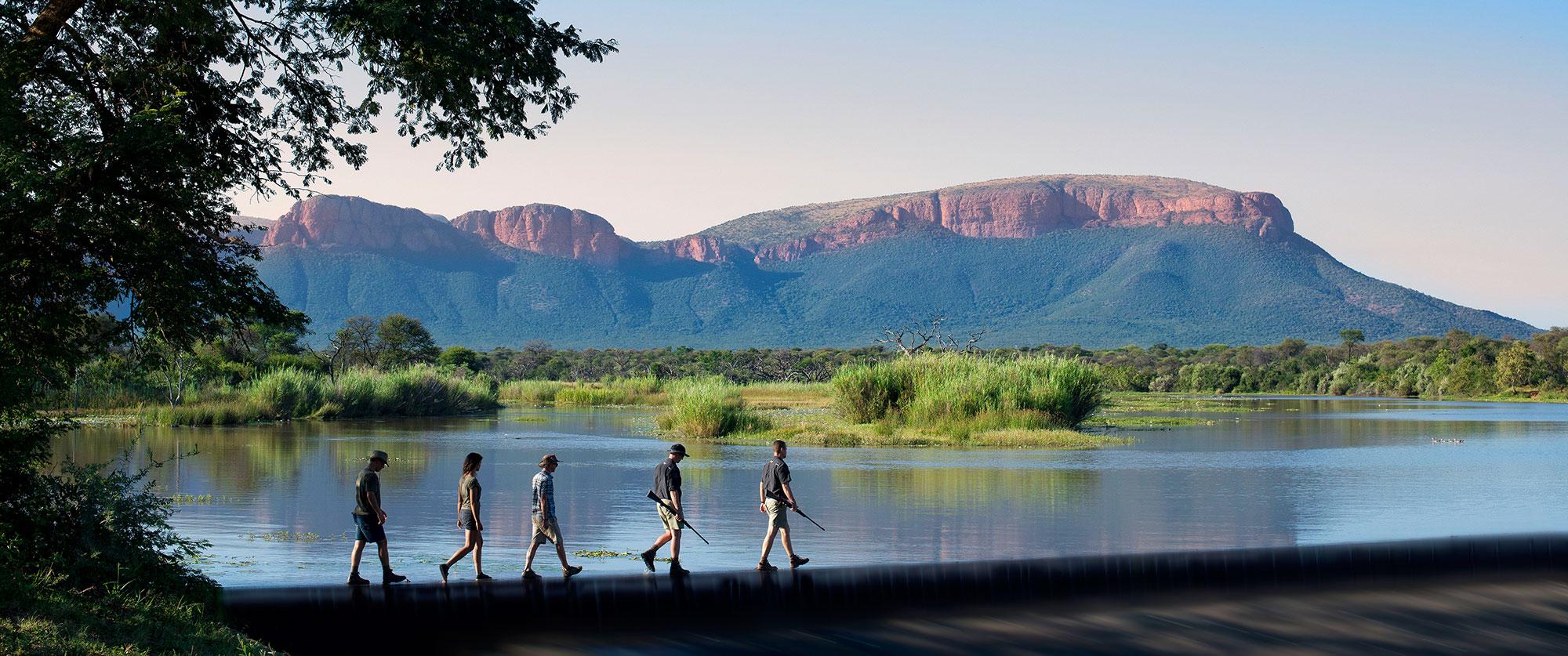 South Africa Kruger Safari - Marataba Trails Safari