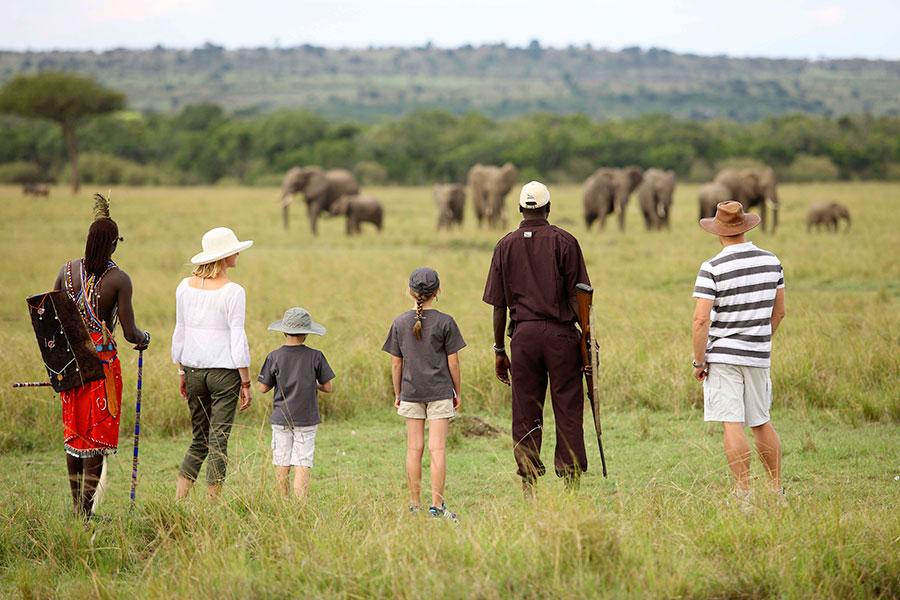 Africa Safari - Kichwa Tembo Tented Camp