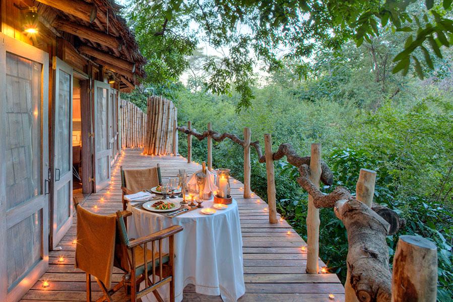 Lake Manyara Tree Lodge Tanzania
