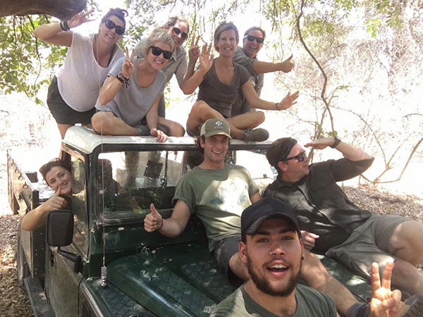 Africa travel specialists - Vanessa big 5 safari Zambia