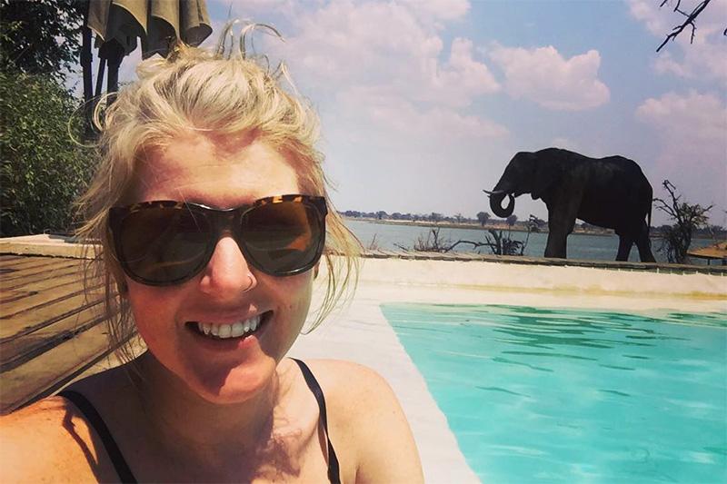 Vanessa Massey - Zambia Luxury Safari Travel - African Safari Travel Agency