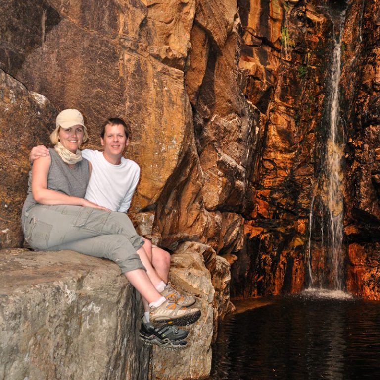 Africa travel experts - Candice Heckel